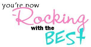 you are now rocking