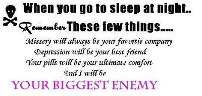 Your Biggest Enemy