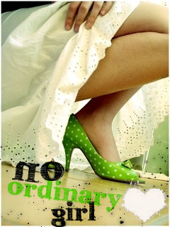 No Ordinary Girl