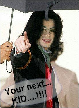 Michael Jackson Your Next Kid