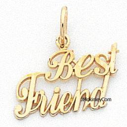 Gold Best Friend