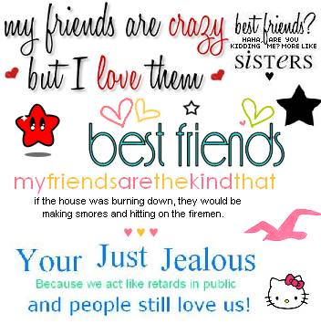 quotes for best friends forever. Best Friends Sisters
