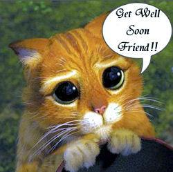 Get Well Soon Friend