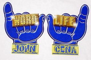 Word Life John Cena