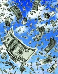 Money In The Sky