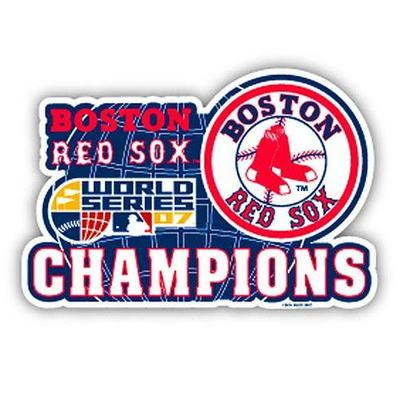 Boston Red Sox Champions