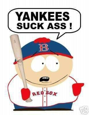 Yankees Suck Ass - Red Sox - Cartman