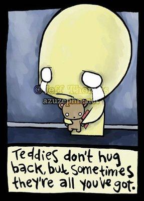 Don't Hug Back