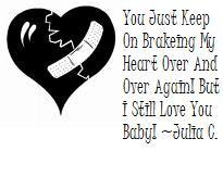 i still love you, baby!