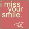 Miss Your Smile