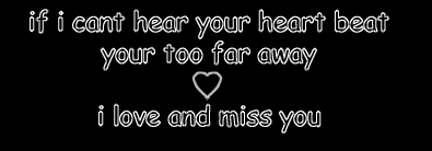 I Love And Miss You