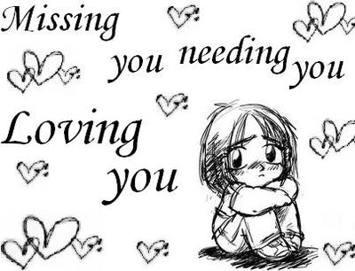 Missing You Needing You Loving You