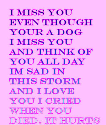 It Hurts Miss You