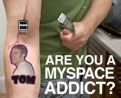 Are You A Myspace Addict?