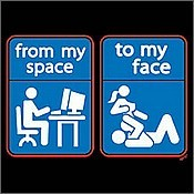 From My Space To My Face