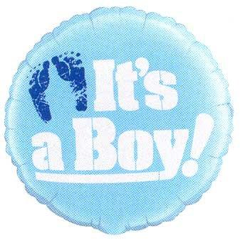 It's A Boy