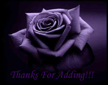 Thanks For Adding! Violet Rose