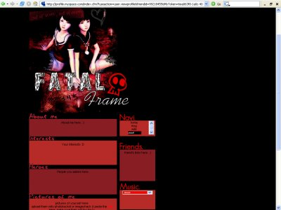 400 x 300 · 18 kB · jpeg, Instructions for the Fatal Frame. Myspace ...